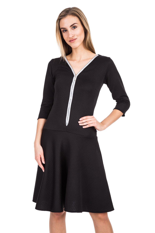 857d63fa4f Allegro Dress Blue Odzież Damska Sukienki Damskie Odzież