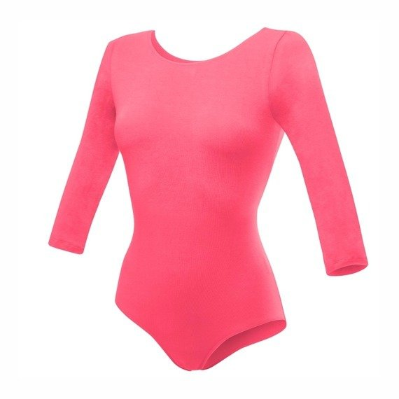 3/4 sleeves leotard B10034